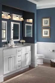 stylish bathroom white wainscoting grey bathroom designs