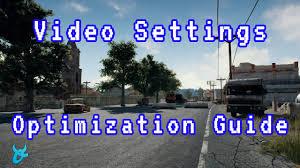 pubg optimization video config optimization guide playerunknown s battlegrounds