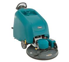 Picture Of Floor Buffer by Floor Burnishers Tennant Cleaning Machines