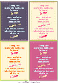 free printable motivational quote journaling cards and print