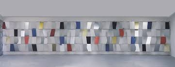 ellsworth kelly sculpture for a large wall moma
