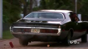 burn notice dodge charger imcdb org 1973 dodge charger in burn notice 2007 2013