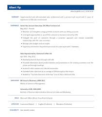 sample resume photo resume for your job application