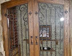 wine cellar doors orange county ca custom wrought iron doors