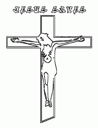 28 cross coloring pages to print stained glass cross colouring