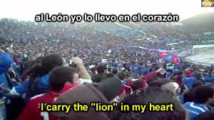 best part lyrics spanish the best football songs with lyrics in english and spanish