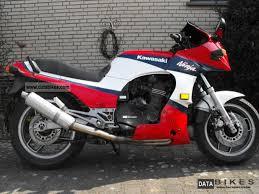 1989 kawasaki gpz900r moto zombdrive com
