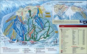 New Mexico Ski Resorts Map by Copper Mountain Resort