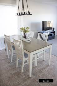 modern kitchen tables ikea my modern farmhouse kitchen table ikea hack or not the