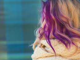 bold colors differences between a demi permanent and semi permanent hair color