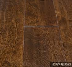 shenandoah scraped yellow birch hardwood floors 5 in aged