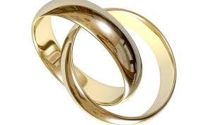 interlocked wedding rings photo gallery of interlocking wedding bands viewing 6 of 15 photos