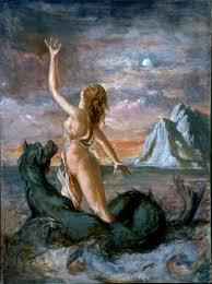 eurynome u0027s creation myth