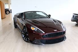 4 door aston martin 2018 aston martin vanquish volante stock 8nk03742 for sale near