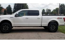 daystar lift kit is real 2015 2017 f150 4wd rough country 4