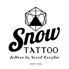 contact u2014 snow tattoo