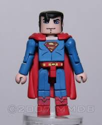 minimate database superman