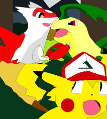 pokemon fight over ash images fighting over ashachu hd wallpaper