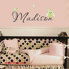 Wall Decal Letters For Nursery Beautiful Nursery Wall Decals Letters Custom Vinyl Decals 2018