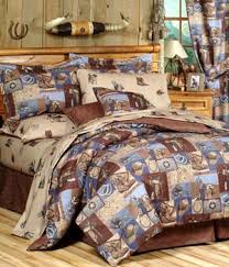 Ducks Unlimited Bedding Western Frontier Western Bedding Cabin Place