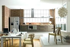 amenager salon cuisine 25m2 idée déco salon cuisine 25 m2 idée de modèle de cuisine