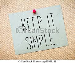 keep it simple stock photo images 424 keep it simple royalty free