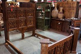 custom spanish beds rustic bedroom furniture rustic beds
