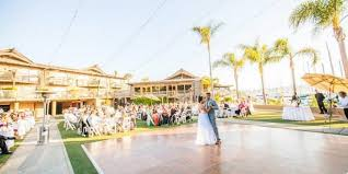 cheap wedding venues san diego humphreys half moon inn suites weddings