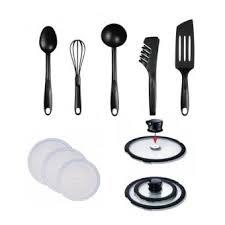ustensiles de cuisine tefal tefal set de 12 pièces couvercle ingenio ustensiles de cuisine