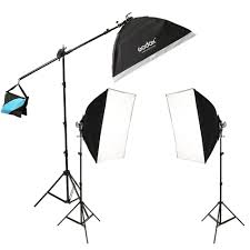 cheap umbrella lighting kit click to buy godox tl 5 photo studio continuous lighting tricolor