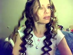 curling irons that won t damage hair get perfect bouncy curls that won t fall out even if u have fine
