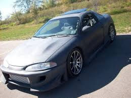 old mitsubishi eclipse purchase used 1995 mitsubishi eclipse gst 4g63 turbo import tuner