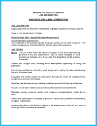 Job Resume Examples Mechanic by Car Detailer Job Description Resume Youtuf Com