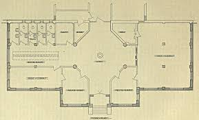 admin building floor plan the project gutenberg ebook of plans and illustrations of prisons