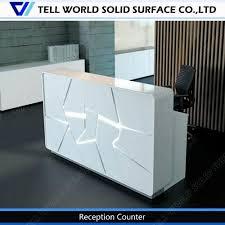 Salon Desks Reception by White Salon Reception Desk White Salon Reception Desk Suppliers