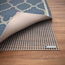 amazon com non slip rug pad rubber non skid gripper for runners