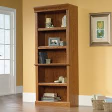 sauder bookcase with glass doors tall library bookcase doherty house build a library bookcase