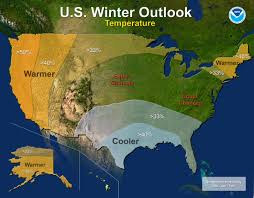 North Western United States Map by Noaa Another Warm Winter Likely For Western U S South May See