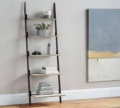 clarkson ladder shelf pottery barn