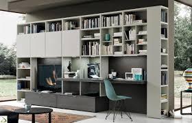 San Giacomo Arredamenti Prezzi by Mobile Soggiorno Con Scrivania Crimi Living Room Arredo Design