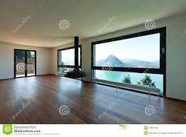 großes bild wohnzimmer moderne wohnung großes wohnzimmer stockfoto bild 22881060