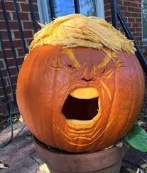 photos this halloween trumpkins are taking social media by storm