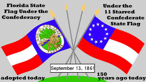 Florida State Flag Image The Voice Of Vexillology Flags U0026 Heraldry Adoption Of The