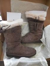 s ugg australia plumdale boots ugg australia zip suede knee high boots for ebay