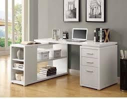 Modern Corner Desks Excellent Contemporary White Corner Desks Tcg With Regard To