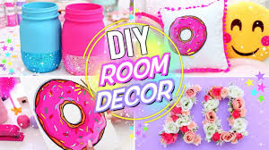 Pinterest Bedroom Decor Diy by Diy Bright U0026 Fun Room Decor Pinterest Room Decor For Spring And