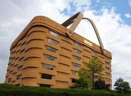 longaberger building for some reason no one wants to buy an office building shaped like