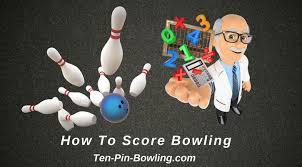 Ten Pin Bowling Sheet Template How To Bowling Ten Pin Bowling Calculator
