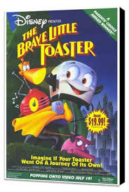 The Brave Little Toaster Dvd Brave Little Toaster Movie Posters From Movie Poster Shop