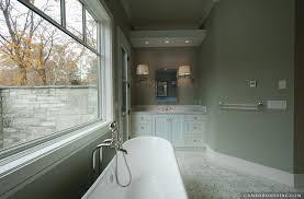 Green And Gray Bathroom Ideas - master bathroom ideas traditional bathroom robert frank design